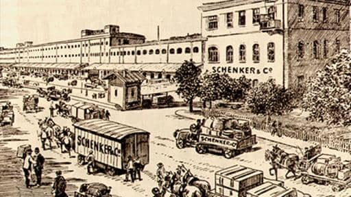 Schenker en Viena