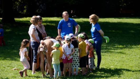 Fundraising for SOS Kinderdorf e. V.