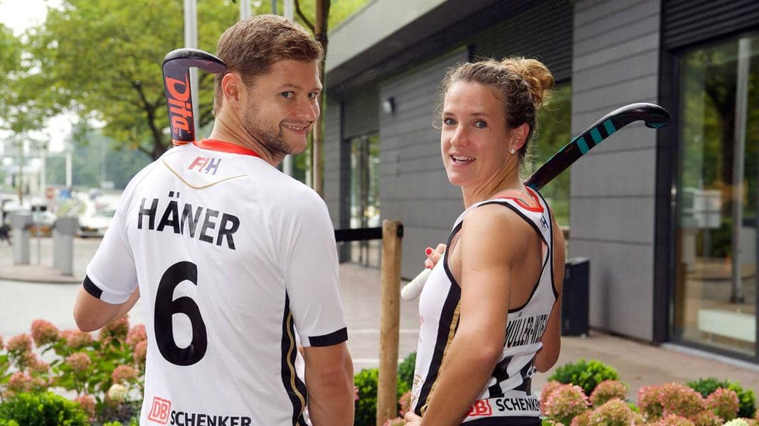 Martin Häner and Janne Müller-Wieland