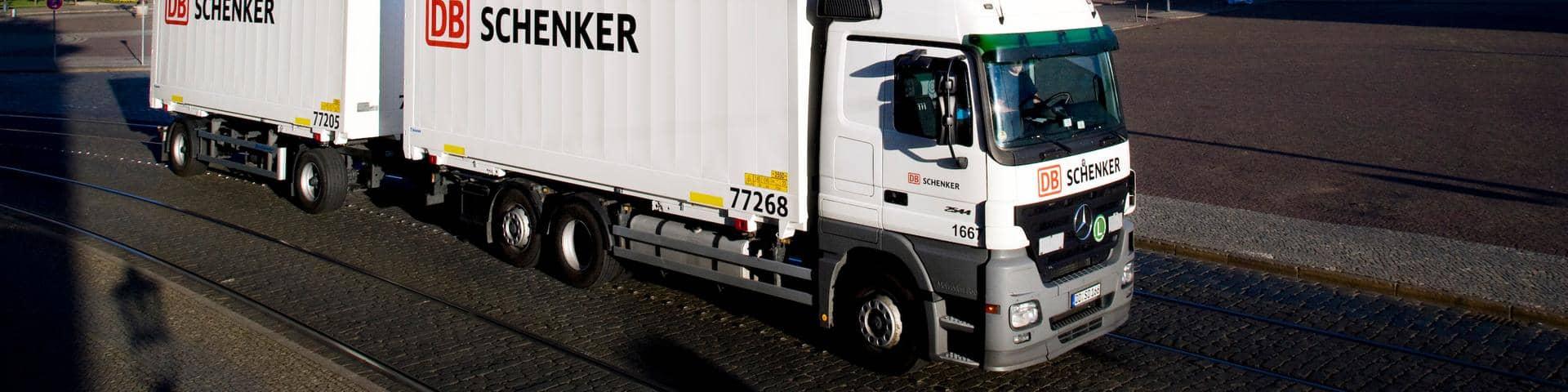 Schenker Truck