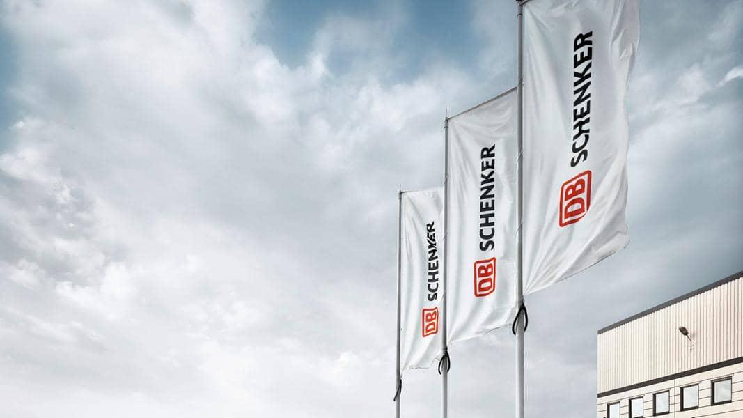 Db_schenker_flags_wind_sky_db_management