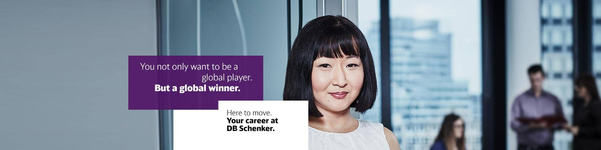 Career at DB Schenker