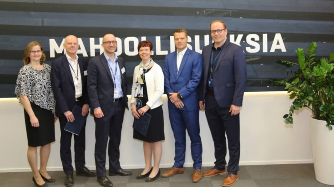 DB Schenker and Veikkaus sign contract for comprehensive contract logistics services in Finland