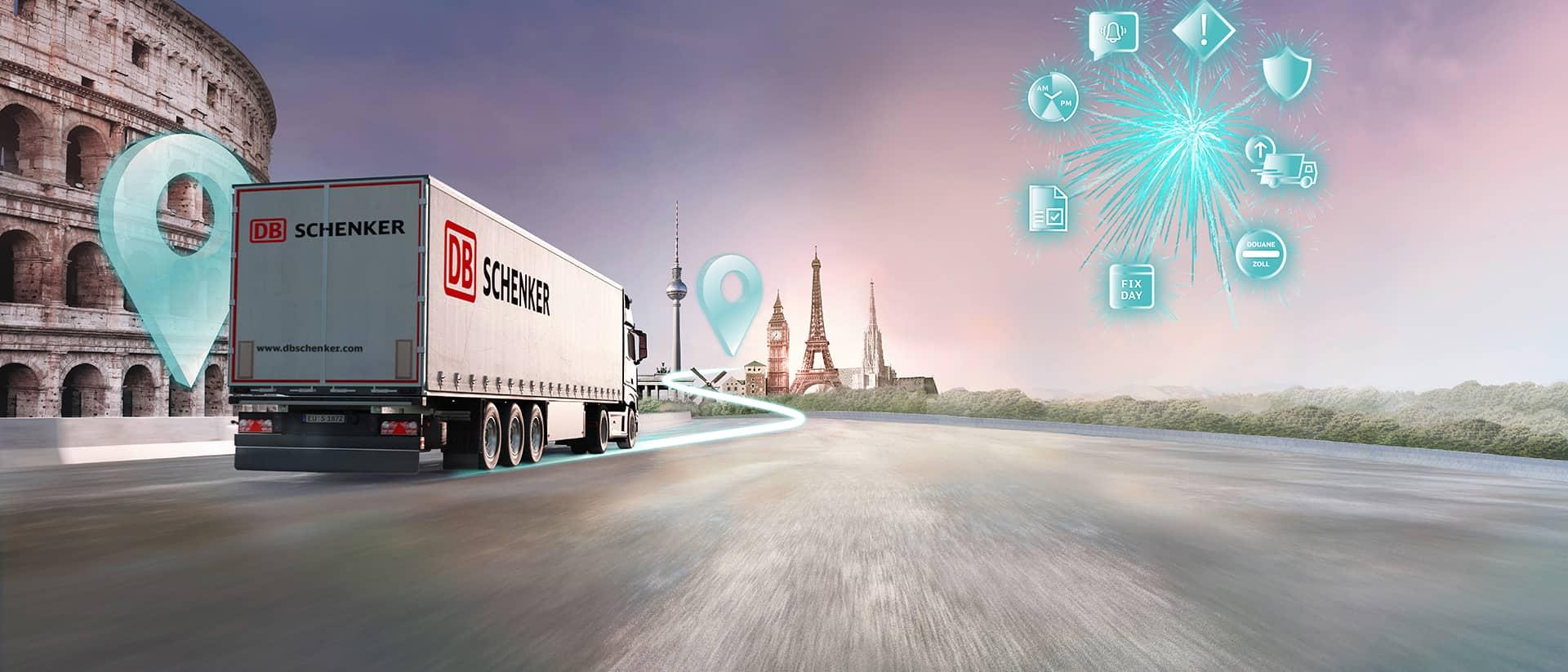 DB Schenker UK | Global Logistics Solutions & Supply Chain