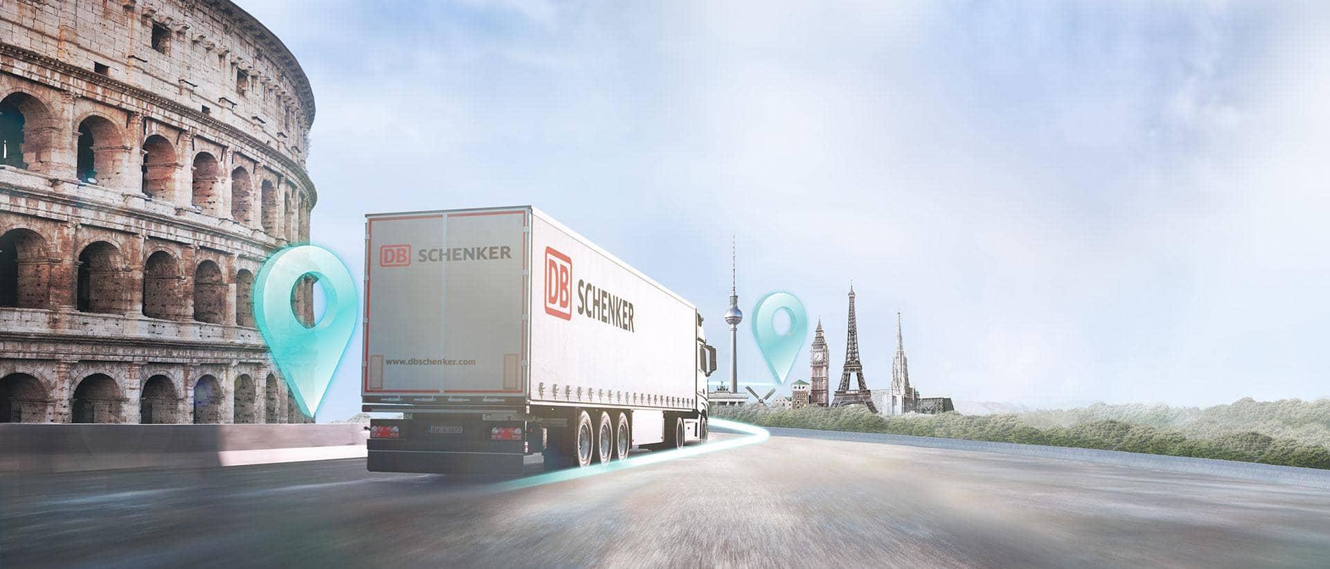 DB Schenker Switzerland | Global Logistics Solutions