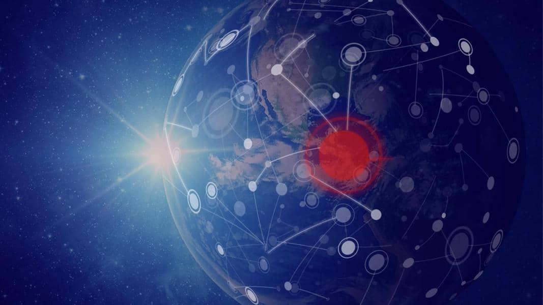 Neues Videoprojekt 6 Logistic Orchestrator Globe Universe