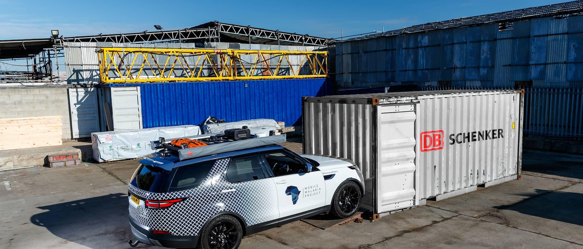 DB Schenker in United Arab Emirates   Global Logistics