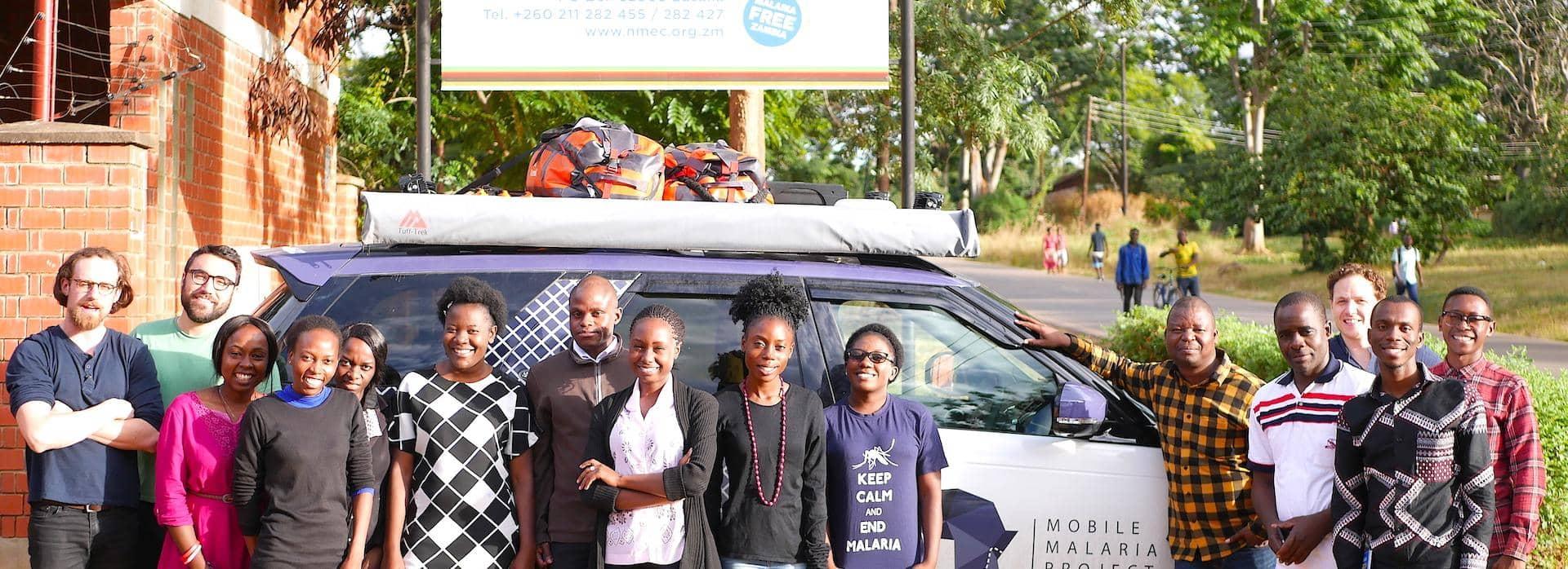 Mobile Malaria Project Team