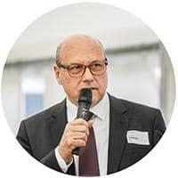 DB Schenker Logistics Center in Augsburg Karl-Heinz Emberger