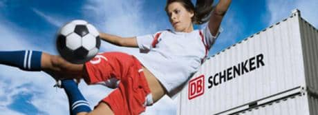 Voetbal-sportevenementen Schenker