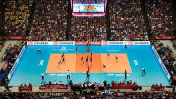 DB Schenker to act as volleyball partner for another four years