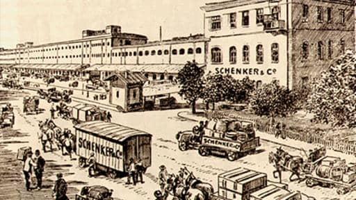 Schenker în Viena