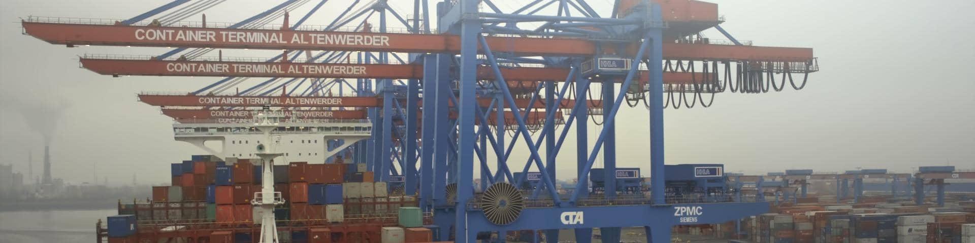Ocean Freight Shipping | DB Schenker